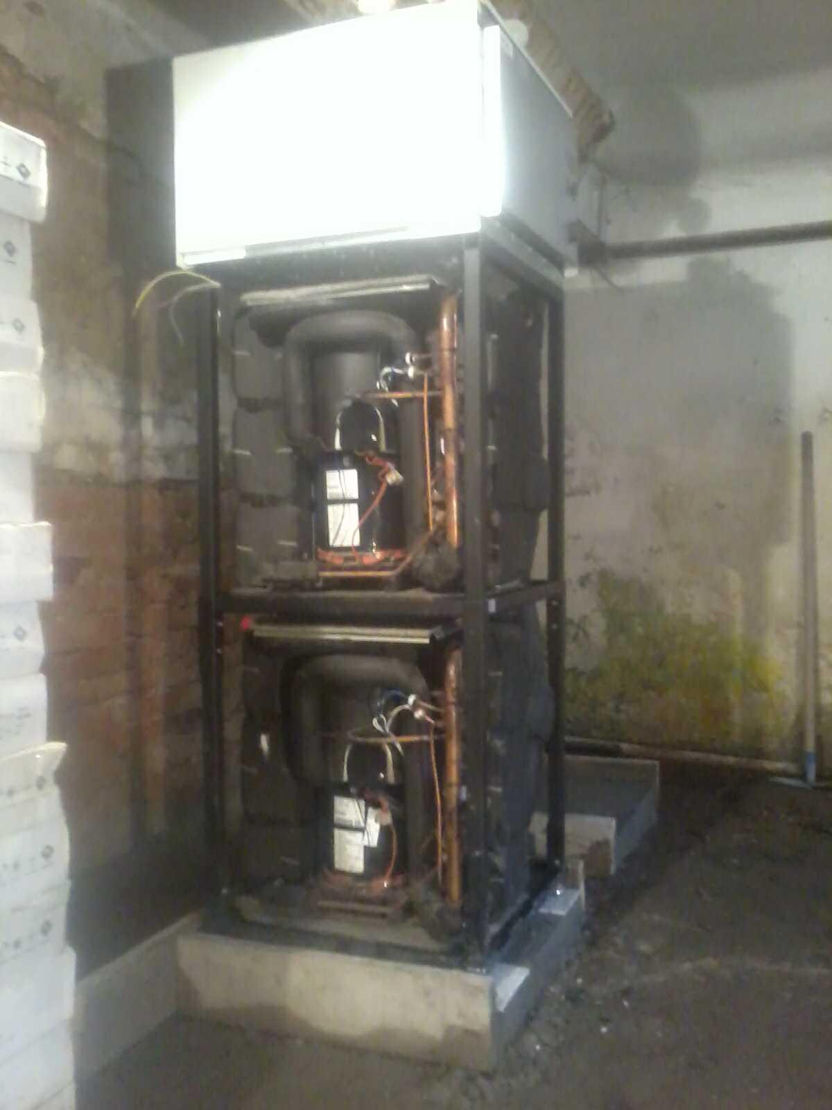 Установка системы отопления , г. Коломыя