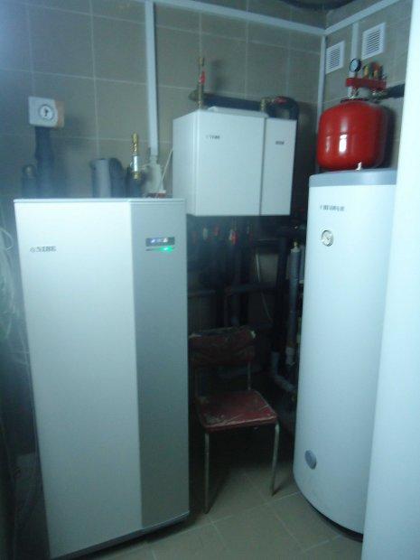 Встановлення системи опалення - місто Одеса