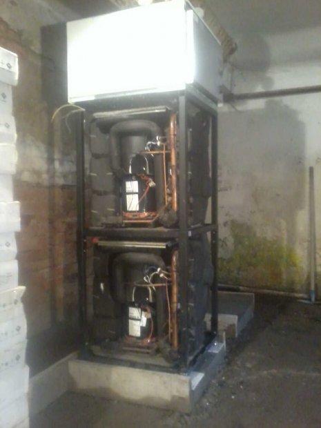 Установка системы отопления - город Коломыя