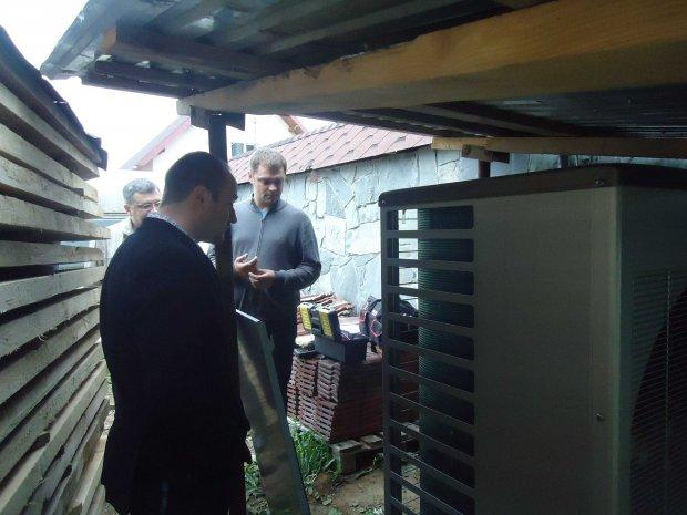 Система отопления - город Схидныця